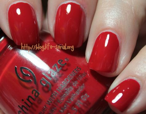 Image result for china glaze salsa