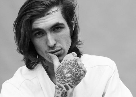 Bradley Soileau photographed by Aline & Jacqueline Tappia and styled by David Martin & Maria Ruz for the issue of Odda magazine.