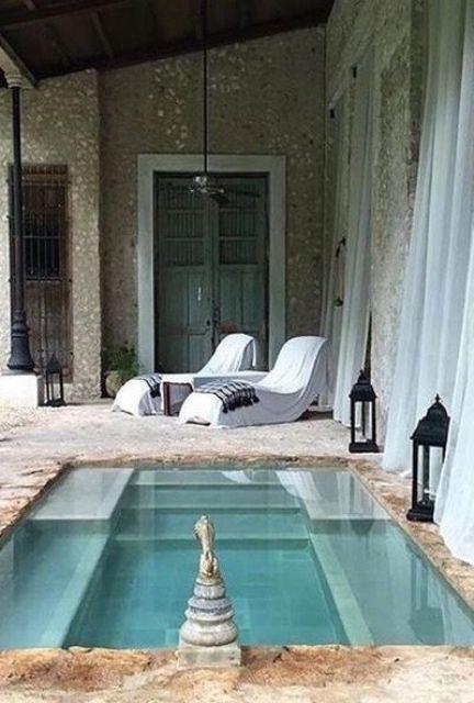 Indoor Swimming Pool Small Pool Small Pool Ideas Tags Indoor Swimming Pool Ideas Small Pool Diy Small Indoor Pool Indoor Pool Design Luxury Swimming Pools
