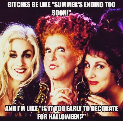 can i start decorating for halloween yet halloween autumn diy ideas i love pinterest decorating holidays and hocus pocus - When To Start Decorating For Halloween