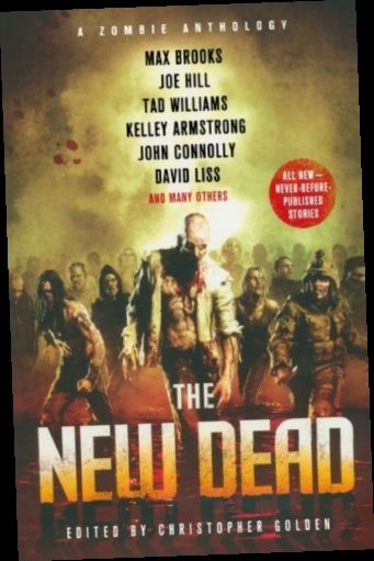 Ebook Pdf Epub Download New Dead A Zombie Anthology By Christopher Golden In 2020 Anthology Novels Paperbacks