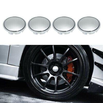 Advertisement Ebay 56mm Universal Car Wheel Center Caps Hub Tyre Rim Hub Cap Cover Abs Chrome I0v0 In 2020 Car Wheel Car Hub Caps