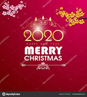 Merry Christmas & New Year 2020 Hd 25+ Best Merry Christmas and Happy New Year 2020 images In HD