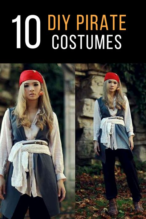 Let your imagination and personality run wild with theseYou can find Pirate costumes and more on our website.Let your imagination and personality run .