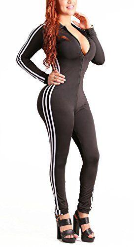 pujingge Women Denim Romper High Waist Sleeveless Jumpsuits One Piece Clubwear