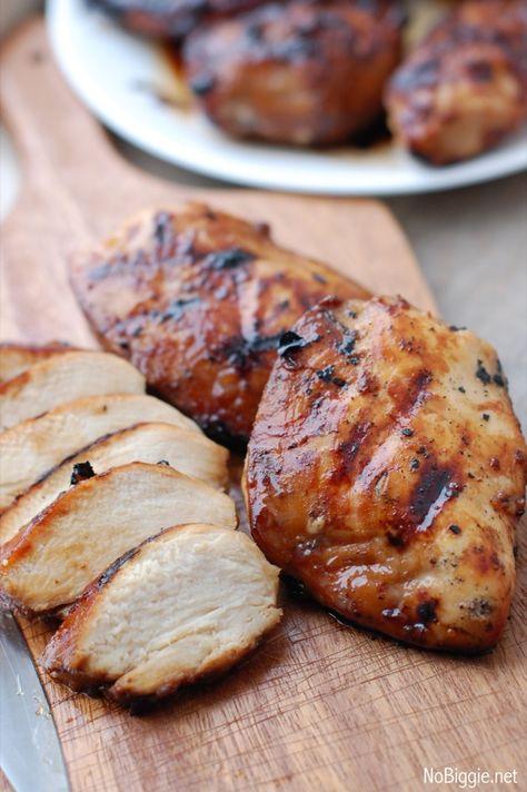 the best 4 ingredient chicken marinade