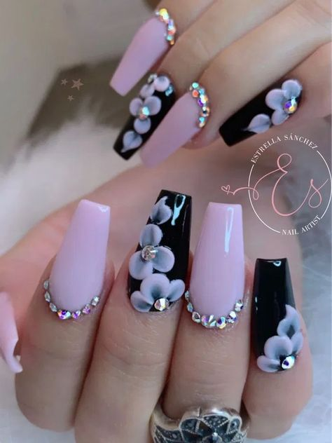 139+ birthday nails art design that make your queen style 3 ~ thereds.me