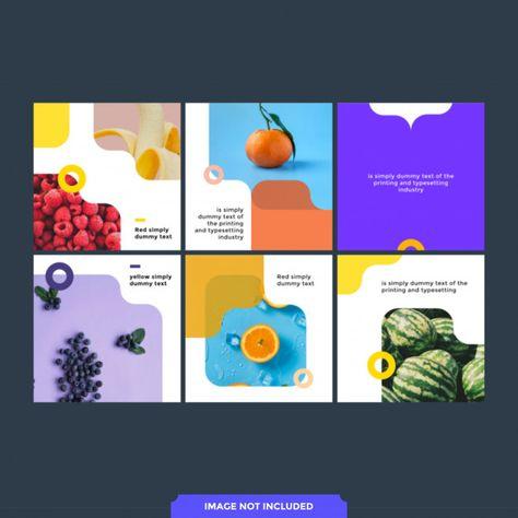 Fruit Social Media Post