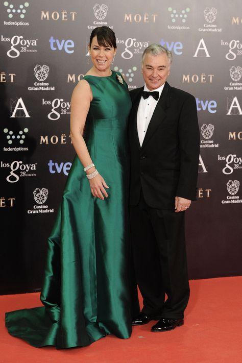 Eduardo Campoy Premios Goya 2014 Premios