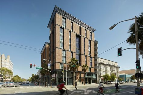 Affordable Bill Sorro Community Opens In San Francisco Architect Magazine Affordable Housing Design Architecture Architect Magazine San Francisco Sights