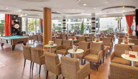 Hotel RH Royal - Salon