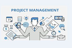 Project Management Services By Project Managers Fiverr Project Management Software Projects Gantt Chart