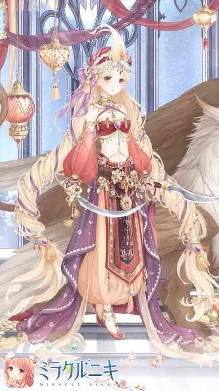 トータルコーデ ウェイストランド共和国 アニメの女の子 アニメの服装 キャラクターデザイン