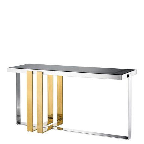 EICHHOLTZ Konsole Belgo bei Villatmo - Villatmo-Shop - VILLATMO - Designer Möbel, Lampen & Accessoires