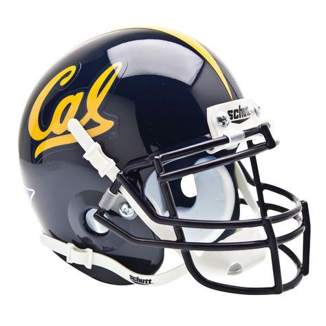 Ncaa California Golden Bears Mini Football Helmet