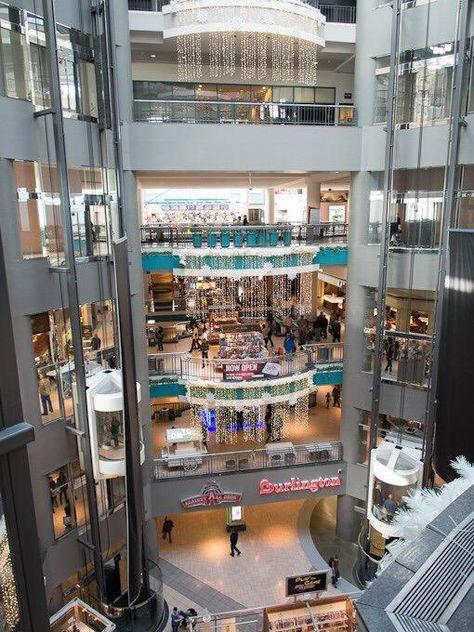 Carousel Center Shopping Mall Destiny Usa Syracuse 6th