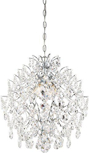 Minka Lavery 3156 77 Minka Contemp Crystal Four Light Mi Https
