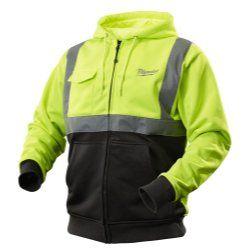 Home Improvement Milwaukee Tools Heated Jacket Hoodies