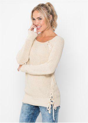 peplum genser