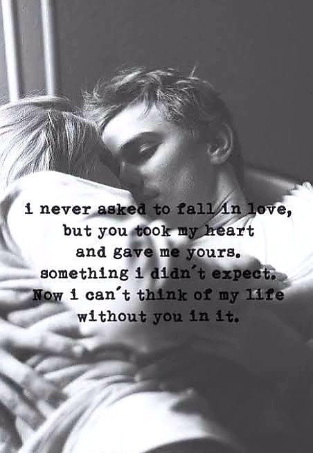 You Definitely Stole My Heart And I Want You In My Life Forever Romantic Love Quotes Relationship Quotes Romantic Quotes