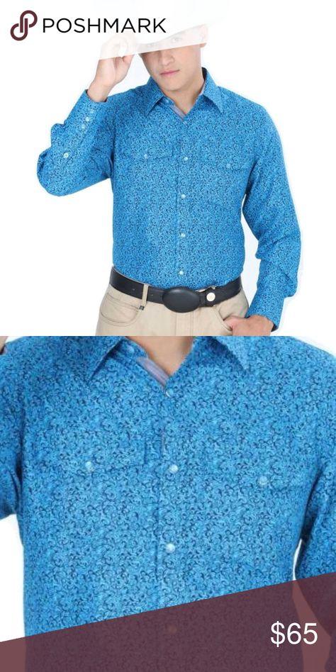 Centenario Casual Shirt Long Sleeve 100/% Polyester Color Gray