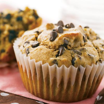 Peanut Butter Chocolate Chip Muffins- I used to work at a school that made these once a week for breakfast. They were wonderful! I looked forward to muffin days.