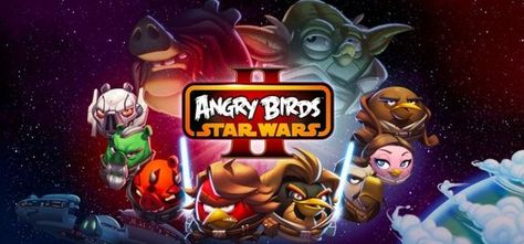 Angry Birds Star Wars 2 Rovio Lache Les Jedis Video Angry