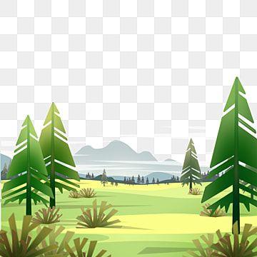 Gambar Hutan Kartun Clipart Kartun Hutan Pohon Png Transparan Clipart Dan File Psd Untuk Unduh Gratis In 2021 Tree Photoshop Cartoon Trees Sky Art