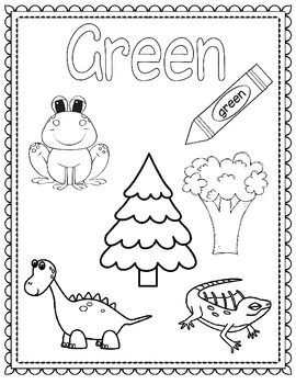 Colors And Shapes Coloring Sheets Posters Color Worksheets For Preschool Preschool Coloring Pages Kindergarten Coloring Pages
