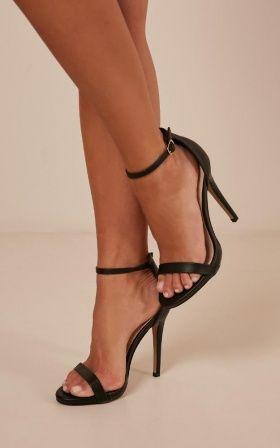 17c5c391540 Billini - Dimity Heels In Black   Shoes in 2019   Heels, Shoes, Sexy ...