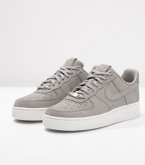 Nike Sportswear AIR FORCE 1 '07 PREMIUM Baskets basses medium grey/offwhite prix Baskets Femme Zalando 110.00 €