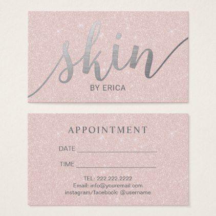 Skincare Salon Spa Esthetician Pink Ointment Zazzle
