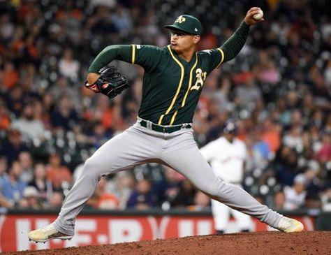 Jesús Luzardo impresses in debut, Athletics win over Astros