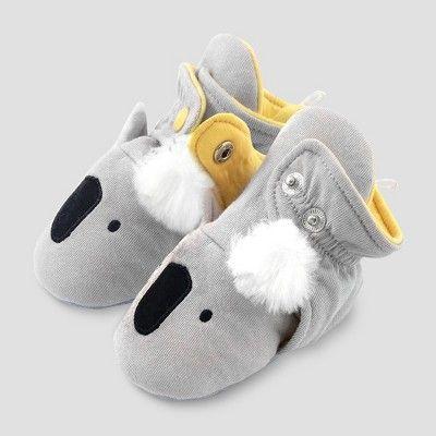 Baby Boys' Koala Bootie Wraps - Cloud
