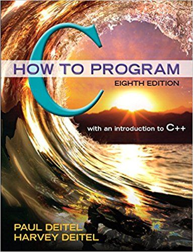 C How To Program 8th Edition Subscribe Here And Now Http Best Pediabooks Top Id Book 0133976890 Introduction To Programming Ebook Ebook Pdf