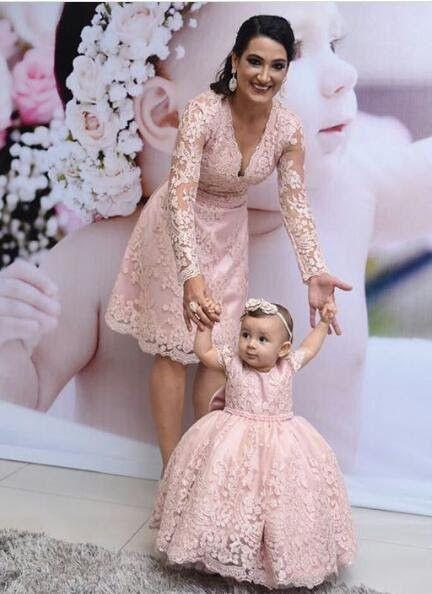 930d74ce7980 Vestidos mamá e hija | mamá e hija | Ropa madre e hija, Vestidos ...