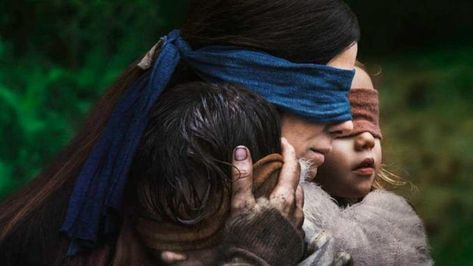 Sandra Bullock Llega A Netflix Con Bird Box A Ciegas Novedades