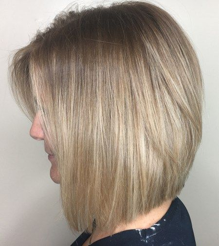 70 Winning Looks With Bob Haircuts For Fine Hair Haarschnitte