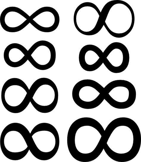 Infinity Infinito Simbolo Dibujos De Infinity Simbolos
