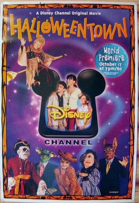 Halloweentown: I'm getting that deja vu feeling again!