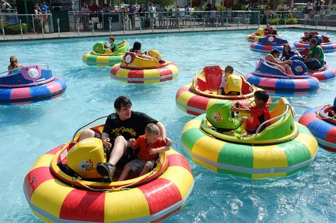 With a wide variety of well designed activities packed into one location, the Family Fun Center lives up to its name.