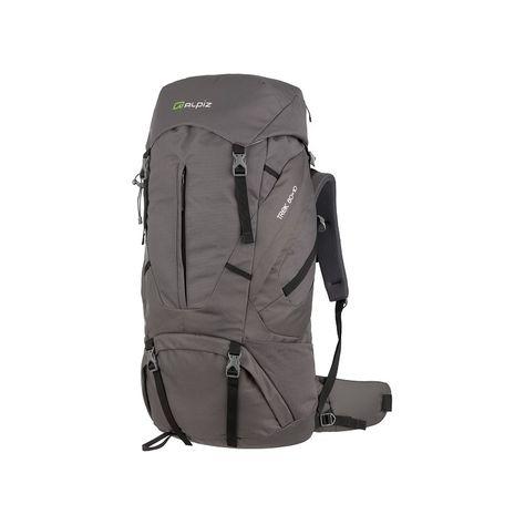 Wanderrucksack Herren Trekkingrucksack Outdoor Rucksack Laptop Daypack Schwarz