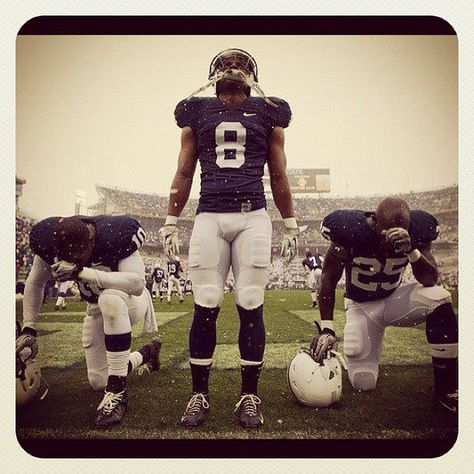 WE ARE.... PENN STATE!