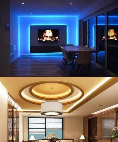 16ft Color Changing Led Light Strip Remote Included In 2020
