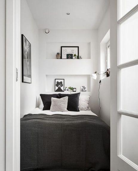 dreamy bedroom space, via @refinery29