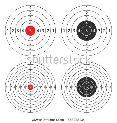 e826d8b98abf Set targets for practical shooting of the pistol