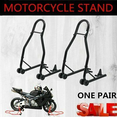 Advertisement Ebay Motorcycle Stand Front And Rear Wheel Lift Paddock Hook Swingarm Universal Black Ebay Motorcycle Universal