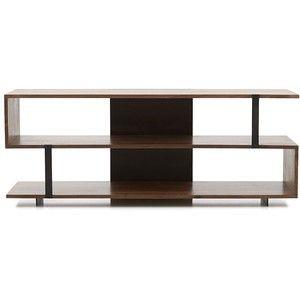 Austin 62 Media Console - Contemporary - Living Room