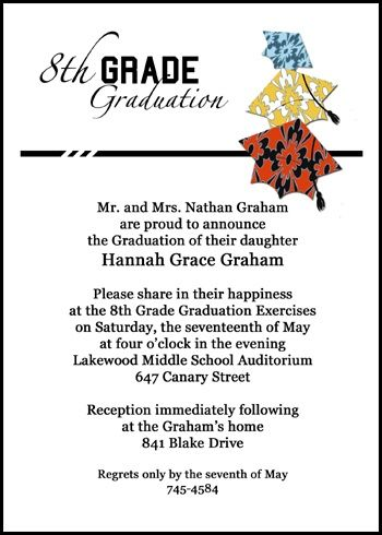 express your pride as your 8th grader journeys along the path from - graduation program