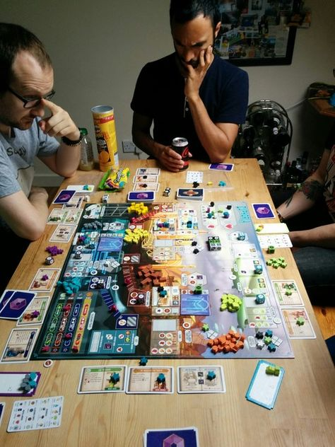 20 awesome board games you may never have heard of